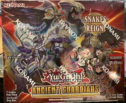 Picture of Yu-Gi-Oh! Ancient Guardians Booster Box