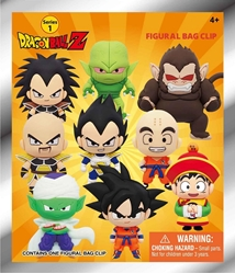 Picture of Dragon Ball Z Series 1 Blind Figural Bag Clip
