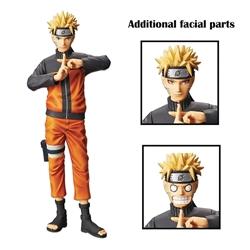 Picture of Naruto Grandista nero Uzumaki Figure