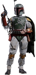 Picture of Star Wars Fett Boba Fett Empire Strikes Back 40th Anniversary Hot Toy