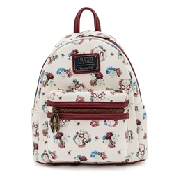 Picture of Marvel Spider-Man Floral Faux Leather Mini Backpack