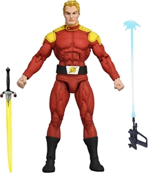 """Picture of Flash Gordon Defenders of the Earth King Features 7"""" Action Figure"""