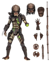 "Picture of Predator City Hunter Battle Damaged Ultimate 7"" Action Figure"
