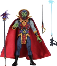 """Picture of Flash Gordon Ming the Merciless Defenders of the Earth King Features 7"""" Action Figure"""