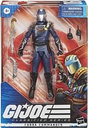 "Picture of GI Joe Cobra Commander Classified Series 6"" Action Figure"