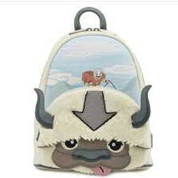 Picture of Avatar Aang Appa Cosplay Mini Backpack