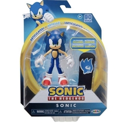 Picture of Sonic the Hedgehog Sonic 4-Inch Action Figure