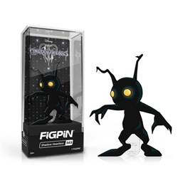 Picture of FigPin Kingdom Hearts Shadow Heartless #565 Pin