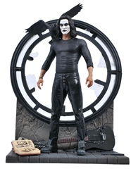 Picture of Crow Movie Gallery PVC Statue