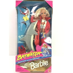 Picture of Baywatch Barbie 12'Inch Figure