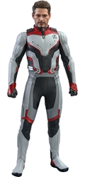 Picture of Avengers Endgame Tony Stark Team Suit Hot Toys Sixth Figure