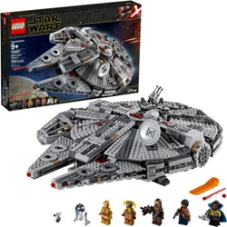 Picture of Lego Star Wars Millennium Falcon (1351 Pieces)