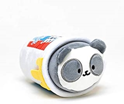 """Picture of Anirollz Icee Pandroll 6"""" Plush Blanket Toy"""
