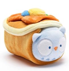 Picture of Anirollz Owlyroll Pancake Small Plush Blanket