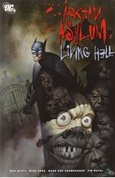 Picture of Batman Arkham Asylum Living Hell