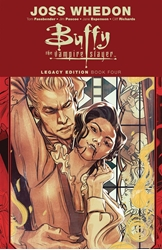 Picture of Buffy the Vampire Slayer Legacy Edition Vol 04 SC