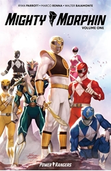 Picture of Mighty Morphin Vol 01 SC