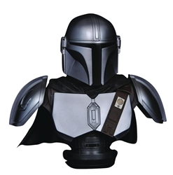 Picture of Star Wars Mandalorian MkIV Legends In 3D 1/2 Scale Bust