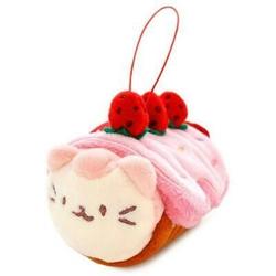 Picture of Anirollz Kittiroll Strawberry Mini Plush