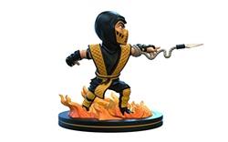 Picture of Mortal Kombat Scorpion Q-Fig Figure