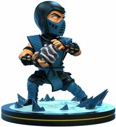 Picture of Mortal Kombat Sub-Zero Q-Fig Figure