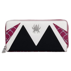 Picture of Marvel Spider-Gwen Cosplay Zip Around Wallet