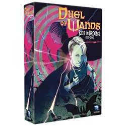 Picture of Duel of Wands Kids on Brooms Card Game