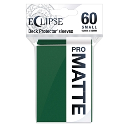 Picture of Eclipse Matte Deck Protector Small Sleeves Green (60)