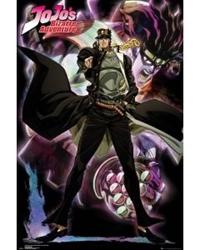 """Picture of JoJo's Bizarre Adventure Standing 24""""x36"""" Poster"""