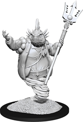 Picture of Dungeons and Dragons Nolzur's Marvellous Unpainted Marid Miniature