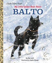 Picture of My Little Golden Book About Balto