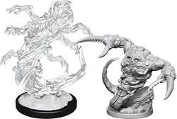 Picture of Dungeons and Dragons Nolzur's Marvellous Unpainted Tsucora Quori and Hashalaq Quori Miniatures
