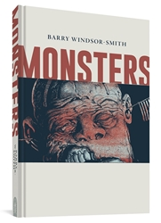 Picture of Barry Windsor-Smith Monsters HC