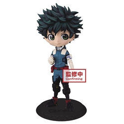 Picture of My Hero Academia Izuku Midoriya ver. 1 Q Posket Figure