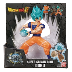 """Picture of Dragon Ball Super Goku Super Saiyan Blue Attack Collection 7"""" Action Figure"""
