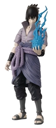"Picture of Naruto Sasuke Anime Heroes 6.5"" Action Figure"