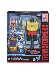 Picture of Transformers Generations Grimlock & Autobot Wheelie