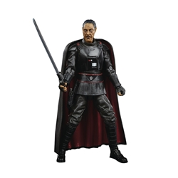 Picture of Star Wars Black 6in Moff Gideon Figure