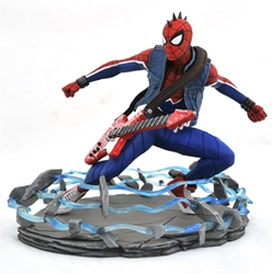 Picture of Spider-Punk Marvel Gallery PS4 PVC Statue