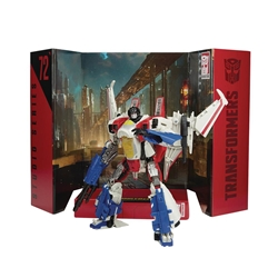 Picture of Transformers Generation Starscream Studio Series Voyager TF6 Action Figure