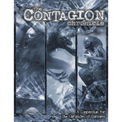 Picture of Chronicles of Darkness RPG Contagion Chronicle HC