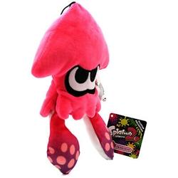 "Picture of Splatoon Inkling Squid Neon Pink 9"" Plush"