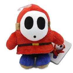 "Picture of Super Mario Shy Guy 6"" Plush"
