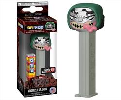 Picture of Pop PEZ Marvel Venomized Dr. Doom Candy and Dispenser Gamestop Exclusive