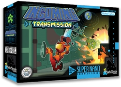 Picture of Incoming Transmission Card Game