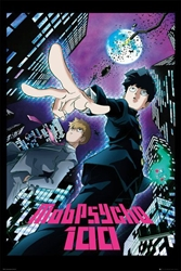 """Picture of Mob Psycho 100 24""""x36"""" Poster"""