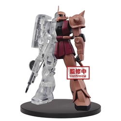 Picture of Mobile Suit Gundam Internal Structure MS-06S Zaku II Char's Custom Figure