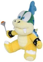 "Picture of Super Mario Larry Koopa 7"" Plush"
