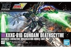 Picture of Gundam Wing Deathscythe HG 1/144 Scale Model Kit