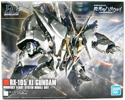 Picture of Gundam RX105 XI Hathaway's Flash HG 1/144 Model Kit